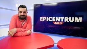 Starosta MČ Praha-Řeporyje Pavel Novotný byl hostem pořadu Epicentrum vysílaného 27. 11. 2019.