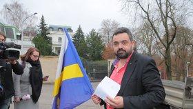 Starosta pražských Řeporyjí Pavel Novotný (ODS)