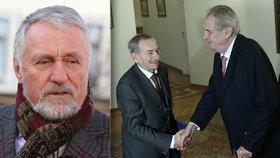 Topolánek se zastal Kubery: Odporný nátlak! Reagoval expremiér na Zemanova slovo o konci přátelství