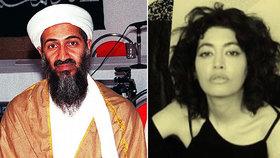 Neteř někdejšího vůdce teroristické organizace al-Káida Usámy bin Ládina Wafáh Dufúrová (44) má punkovou kapelu.