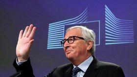 Končící předseda Evropské komise Jean-Claude Juncker
