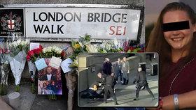 Druhou obětí útoku v Londýnu je Saskia Jonesová (†23), (2.12.2019).