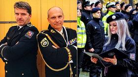 Česká policie soupeřilo s tou slovenskou o to, kdo získá na Instagramu víc fanoušků.