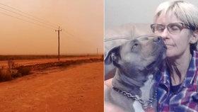 Žena (52) přežila 12 dní v australské divočině: Při životě ji držela dešťová voda a sušenky!