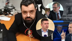 Novotný pobouřil Rusko, poslanec Žirinovskij pobouřil Čechy