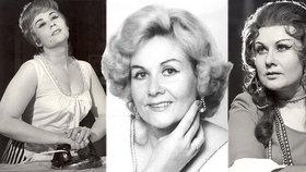 Státní opera truchlí: Zemřela její první dáma Dagmar Rohová-Boksová (†86)
