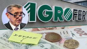 Agrofert, Babiš