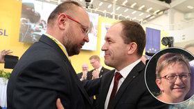 Bartošek kandiduje na předsedu lidovců, Výborný odstoupil kvůli smrti manželky