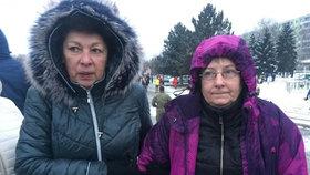 Cítila jsem zápach, pak se ozvala rána: Záchranářka Silvia z Prešova přežila výbuch v bytovce