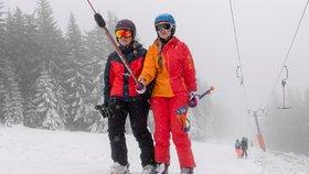 Ve SkiResortu Černá hora - Pec byla 7. prosince 2019 zahájena lyžařská sezona.