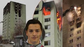 Při výbuchu bytovky v Prešově přišel o střechu nad hlavou slavný sportovec: Měli jsme štěstí v neštěstí, napsal na sociální síť.