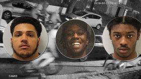 Gang mladíků (16) ubodal mladého otce (†19), dalšího muže zranili a postřelili.