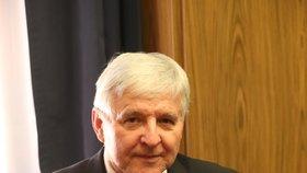 Guvernér České národní banky Jiří Rusnok (6. 12. 2019)