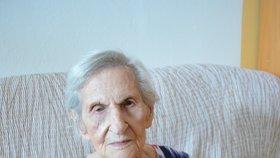 Magdalena Kytnerová z Kroměříže se narodila v roce 1911