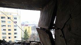 Záchranné složky zveřejnily šokující fotografie z epicentra prešovské tragédie.