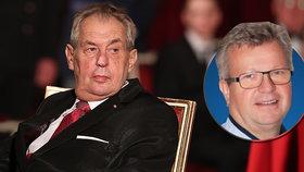 Komunální politik Martin Lang ostře kritizoval prezidenta Miloše Zemana. Stíhá ho policie