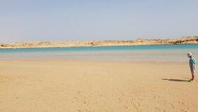 Národní park Ras Mohammed na Sinajském poloostrově