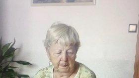 Emília zřejmě našla smrt v plamenech. Oheň její byt změnil v krematorium!