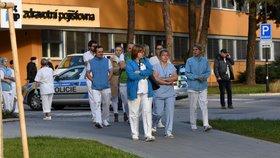 Střelba v ostravské nemocnici si vyžádala šest mrtvých.