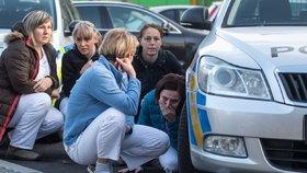 Momenty hrůzy po masakru v ostravské nemocnici
