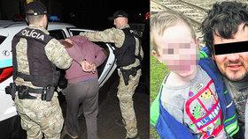 Policie údajně našla na pozemku rodiny Martínka, kterého brutálně zbil jeho otec, mrtvolu novorozence.