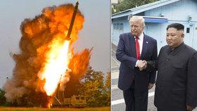 USA znovu podávají ruku KLDR, podle Korejců je jednání bezpředmětné.