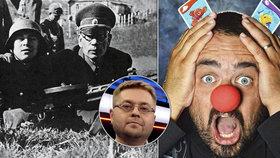 Nikulin: Novotný pomohl ruské propagandě.