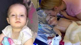Rodiče odmítají chemoterapii pro svého ročního chlapečka, naději vidí vkonopí