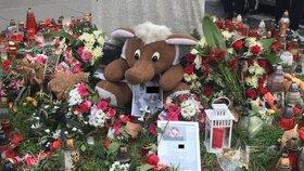 Smrt Oskara J. má v Ostravě velký ohlas.