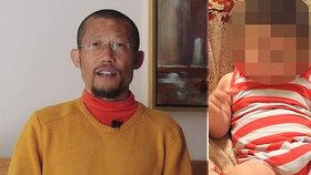 Čínský léčitel skončil ve vězení kvůli zabití svěřeného chlapce.