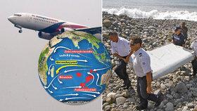 """Záhada ztraceného letu MH370 se nikdy nevyřeší. Letečtí dispečeři ho ztratili v 18minutovém """"oknu""""."""