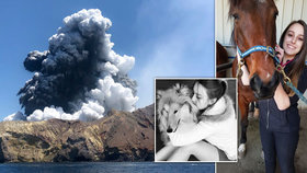 Krásná Krystal Eve Browitt (†21) chtěla být veterinářkou. Zabil jí výbuch sopky na Novém Zélandu .