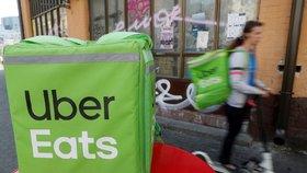 Uber Eats v České republice do měsíce skončí.