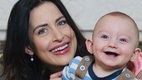 Mynářová chce částí vydělaných peněz pomoct předčasně narozeným dětem.