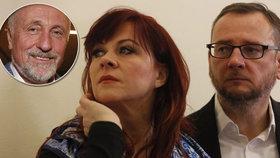 Policie obvinila bývalého premiéra Petra Nečase z křivé výpovědi. Podle Mirka Topolánka je to zlý sen.