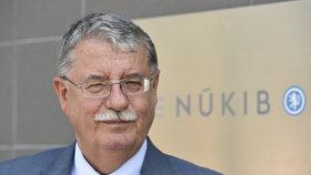 Vláda odvolala šéfa Národního úřadu pro kybernetickou a informační bezpečnost (NÚKIB) Dušana Navrátila (16. 12. 2019)