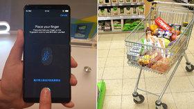 Nákupy se dnes již běžně můžou platit chytrým telefonem