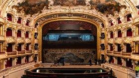 Většina pražských divadel se po 11. květnu neotevře. (ilustrační foto)
