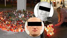 Při střelbě v Ostravě zemřeli dva dozorci.