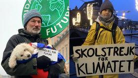 Aktivistka Greta se po cestách, které jí zabraly několik měsíců, vrátila zpátky do Stockholmu.