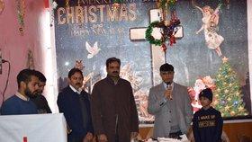 Vánoce v pákistánské base