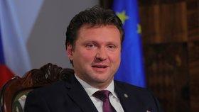 Předseda Poslanecké sněmovny Radek Vondráček bude chtít pro poslance nová bezpečnostní opatření.