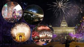 Novoroční oslavy v Česku i ve světě i jejich tragická dohra v zoo v Německu (1. 1. 2020)