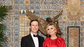 Ivanka Trumpová s manželem Jaredem Kushnerem
