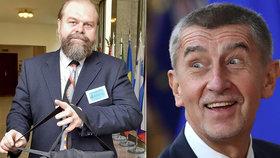 Státní zástupce Šaroch nebude znovu žádat Sněmovnu o vydání Babiše kvůli Čapímu hnízdu.