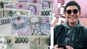Miliardář rozdává peníze