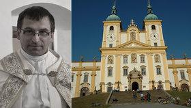 Zemřel otec Bernard, strahovský premonstrát, farář a rektor baziliky na Svatém Kopečku u Olomouce.