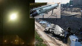 Teorie o tom, že ukrajinské letadlo se 176 lidmi na palubě, sestřelil Írán, jsou stále silnější.