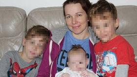 Maminka tří dětí Naděžda je nezvěstná od 14. ledna 2019.