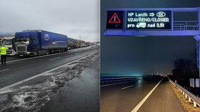 Slovenští dopravci uvolnili blokované hraniční přechody. Budou jednat s ministrem.